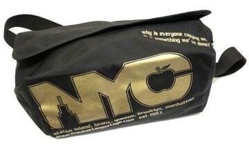 マンハッタンポーテージ×NYC  限定バッグ ゴールド