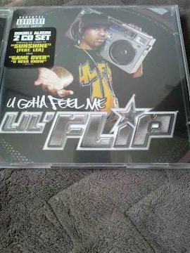 lil flip!!u gotta feel me!!tx houston!!sunshine収録皿!!