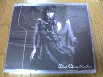 倖田來未CD Black Cherry DVD付き