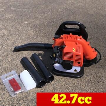 背負式 エンジンブロワー EB808 42.7cc 送風機 新品