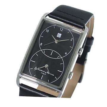 サルバトーレ マーラ クオーツ メンズ 腕時計 SM18108-SSBK