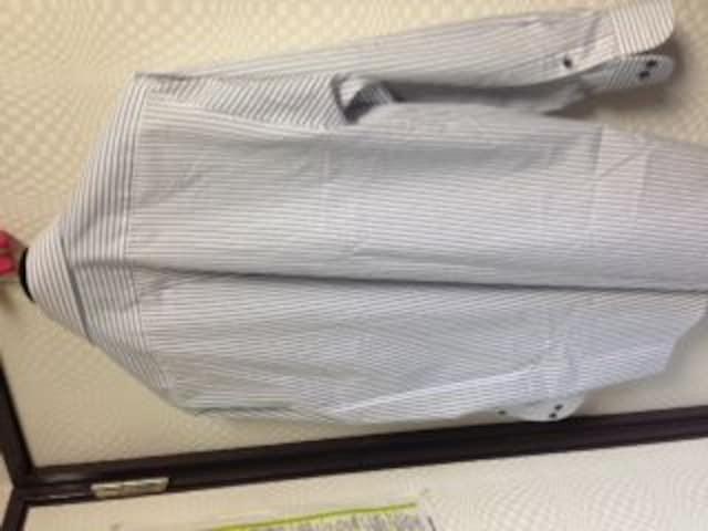 チェスターバリー長袖カッターシャツ5枚セットLL美品 < 男性ファッションの