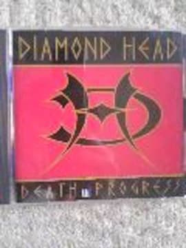 ダイヤモンドヘッドDIAMOND HEAD  Death And Progress