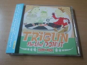 アニメサントラCD 「トライガン2 TRIGUN THE 2ND DONUTS」廃盤●