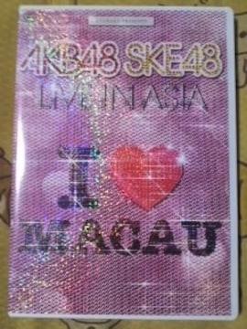 送込〓AKB48 SKE48 LIVE IN ASIA〓DVD