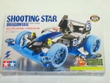 ミニ四駆 SHOOTING STAR DRAGONTAIL シューティング スター ドラゴンテイル ホワイト