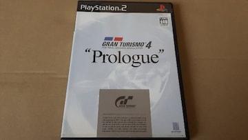 PS2☆グランツーリスモ4Prologue☆状態良い♪