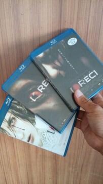 ■REC1,2,3■Blu-ray/新品/送料込み!