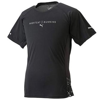PUMA プーマ NIGHTCAT ILLUMINATE SS TEE Tシャツ