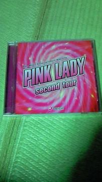 非売品新品レア☆ピンクレディー「PINK LADY SECOND TOUR」☆