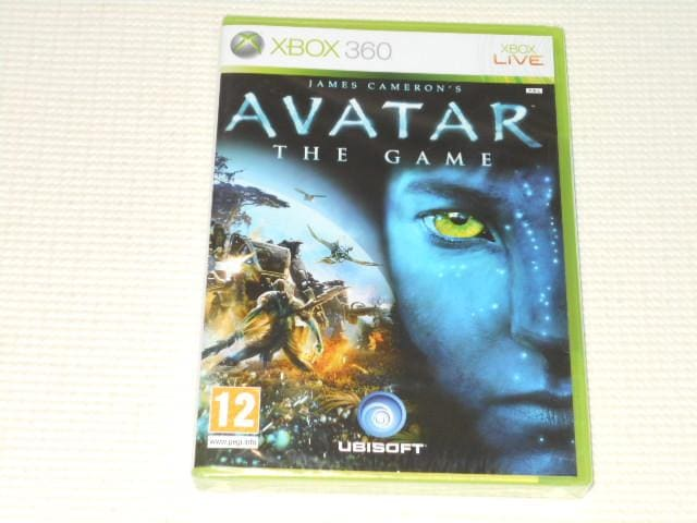 xbox360★AVATAR THE GAME 海外版  < ゲーム本体/ソフトの