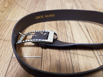 超激安 正規品 未使用 CECIL McBEE オリジナルベルト