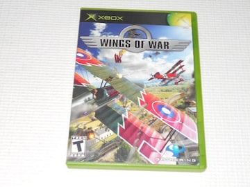 xbox★WINGS OF WAR 海外版