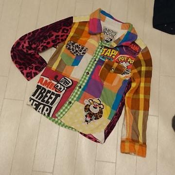 JAMジャム★シャツ★HYSTERICMINI/LOVEREVOLUTION