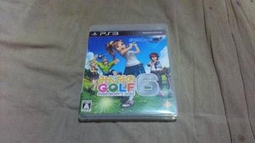【PS3】みんなのゴルフ6