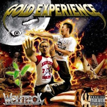 《WOLF PACK》GOLD EXPERIENCE ウルフパック サイプレス上野