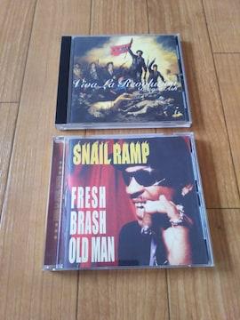 CD2枚まとめ Dragon Ash  SNAIL RAMP