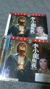 VCD『ブルース・リーと私』実録-原案-ベティ・ティン・ペイ-2枚組