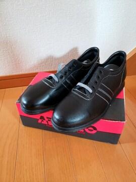 安全靴 ATENEO 青木産業製 ブラック 27cm