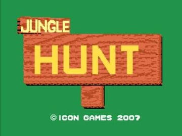 MSX JUNGLE HUNT