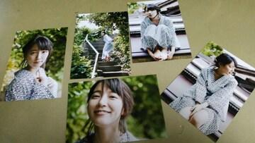 ★吉岡里帆★ L判フォト写真(生写真)・10枚セット。 a-3