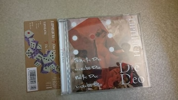 LIPHLICH「7 Die Deo」初回A/DVD+帯付