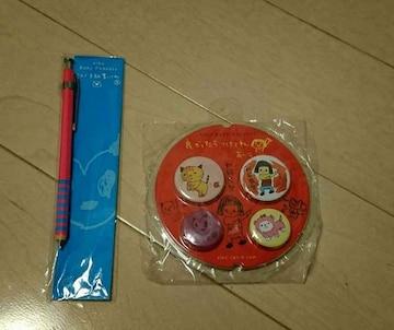 aiko☆缶バッジ&シャーペンシルset☆未使用 ファンクラブ会員限定グッズ