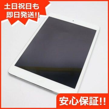 ●美品●iPad mini Retina Wi-Fi 32GB シルバー●