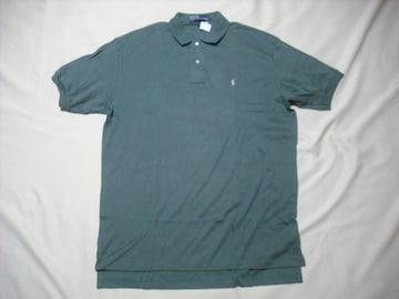 50 男 POLO RALPH LAUREN ラルフローレン 半袖ポロシャツ XL
