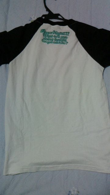 BLUE MOON〓半袖Tシャツ〓白×黒〓サーフ系スト系♪ブルームーン < 男性ファッションの