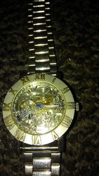 腕時計 自動巻き 手巻き オートマチック