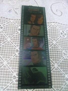 TIGER&BUNNYアニメイト特典フィルムシール ロックバイソン