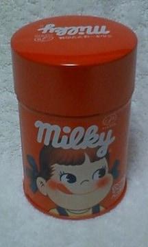 ☆ペコちゃん☆茶筒缶☆