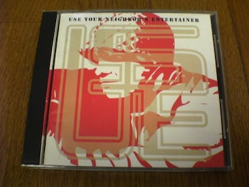 ユーズCD USE YOUR NEIGHBOR'S ENTERTAINER