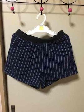 ストライプ柄ショートパンツ☆
