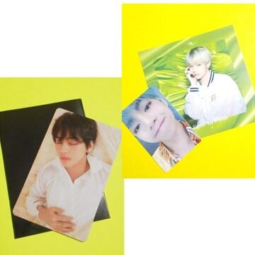 防弾少年団-BTS★LOVE YOURSELF 轉 封入トレカ v-テヒョン
