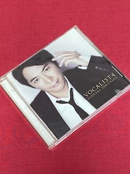 【送料無料】徳永英明「VOCALIST 4」(初回盤CD+DVD)