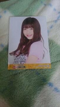 AKB48 第5回紅白対抗歌合戦中西智代梨特典写真