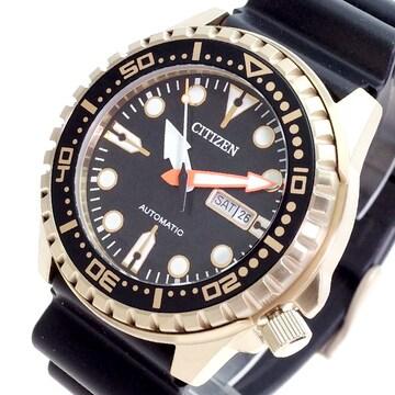 シチズン 腕時計 メンズ NH8383-17E 自動巻き