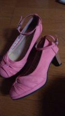 美品♪靴底しっかり滑りにくい♪パンプス Lサイズ