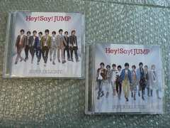 Hey!Say!JUMP/SUPER DELICATE【初回盤1+2】CD+DVD/2枚set/他出品