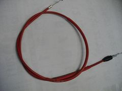 (2006C)GS400用15�pロングクラッチワイヤー赤