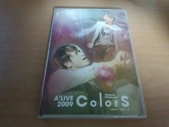 高橋直純DVD「A'LIVE2009 COLORS」ライブ 3枚組●