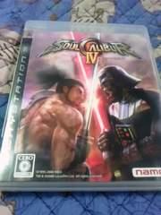 PS3ソフト ソウルキャリバー�W