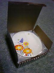 皿3枚プレートセット(ベルメゾン千趣会)非売品