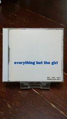 美品CD!! エヴリシング・バット・ザ・ガール/ベスト/プロモオンリー非売品・国内盤