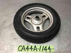 ☆ CA44A スズキ アドレス V50G フロント タイヤ ホイール
