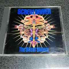 CD「ストリートスライダーズ/SCREW DRIVER」