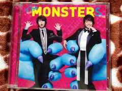 モンスターズ MONSTERS 初回限定盤DVD付 山下智久 SMAP香取慎吾