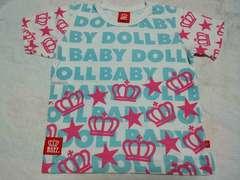 ベビードールTシャツ★100